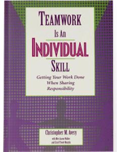 Teamwork is an Individual Skill Book