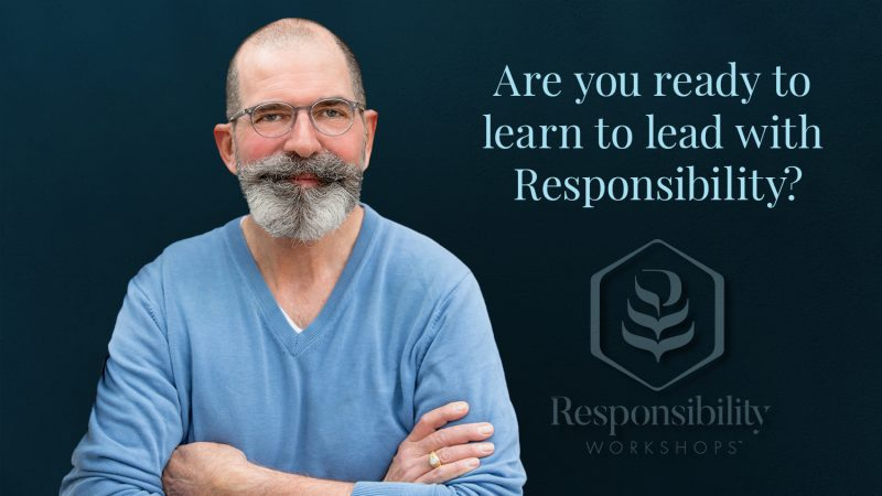 Lead with Responsibility